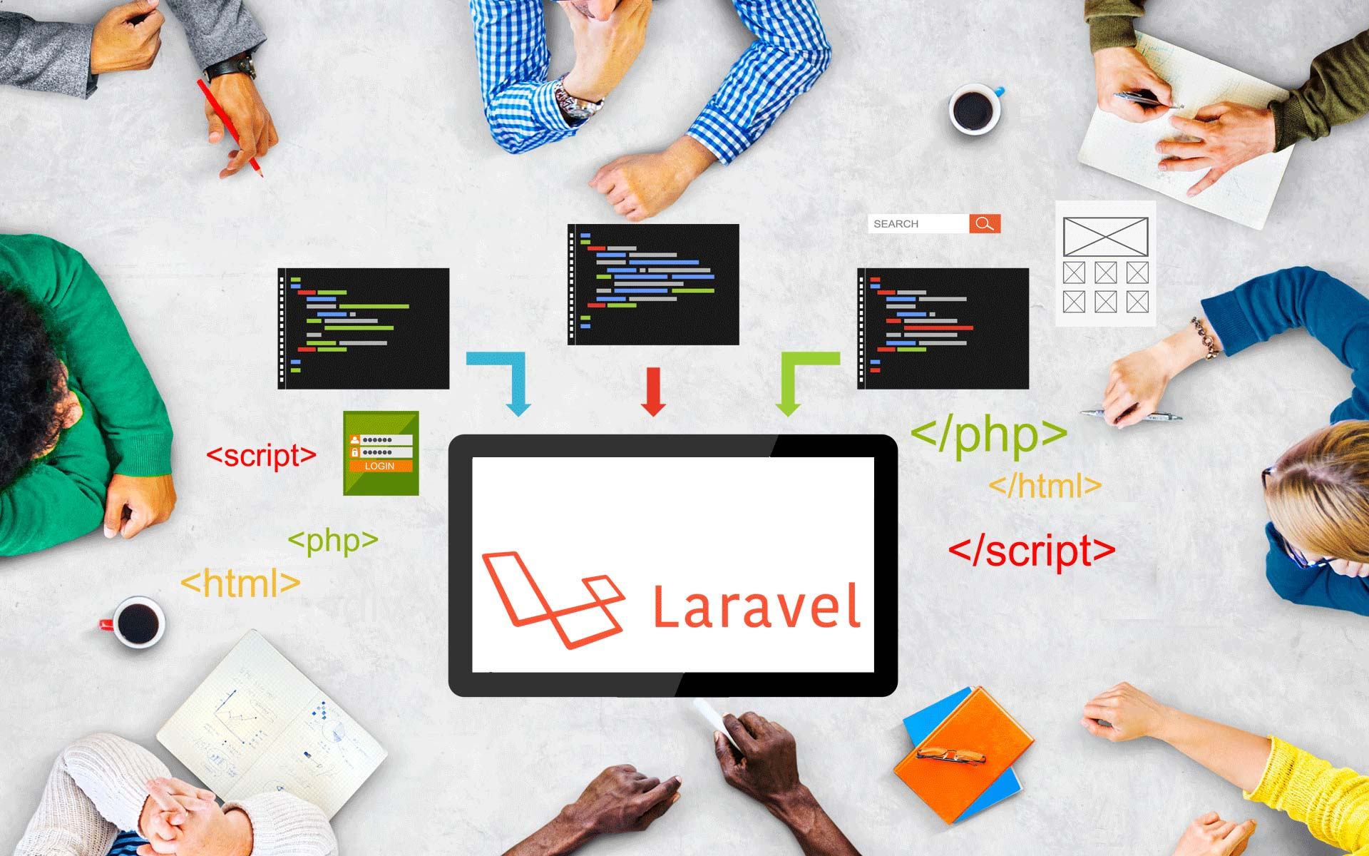 No 1: Laravel Web Development Services | Best Web Development company